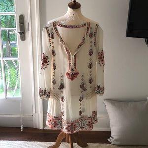 Calypso dress size XS